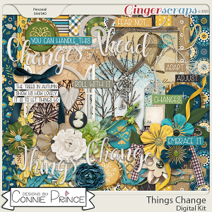 Things Change - Kit by Connie Prince