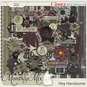 Monthly Mix: Hey Handsome