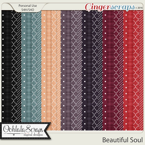 Beautiful Soul Pattern Papers