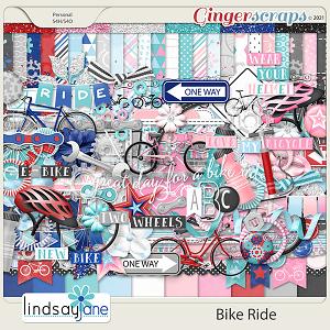 Bike Ride by Lindsay Jane