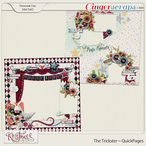 The Trickster QuickPages