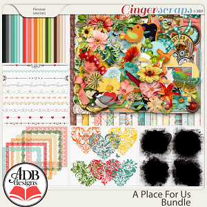 A Place For Us Bundle by ADB Designs