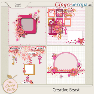 The Cherry On Top:  Creative Beast Templates