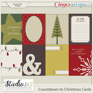 Countdown To Christmas Cards