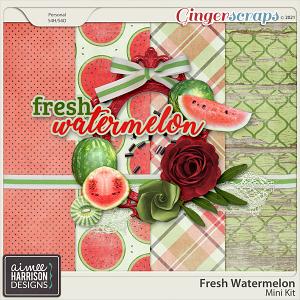Fresh Watermelon Mini Kit by Aimee Harrison