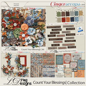 Count Your Blessings:The Collection by LDragDesigns