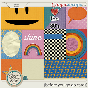 Before You Go Go Cards by Chere Kaye Designs