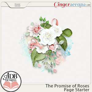 The Promise of Roses Cluster Gift 01 by ADB Designs
