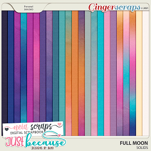 Full Moon - Solid & Ombre Papers - by Neia Scraps and JB Studio