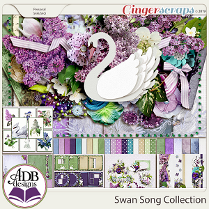 Swan Song Collection by ADB Designs