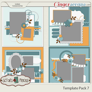 Template Pack 7