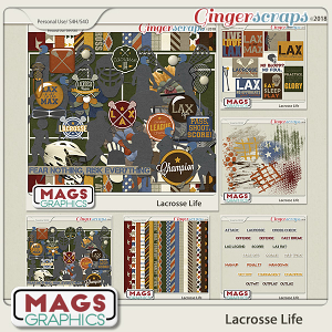 Lacrosse Life BUNDLE by MagsGraphics
