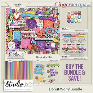 Donut Worry Bundle