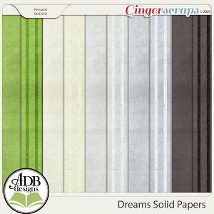 Dreams Solids by ADB Designs