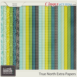 True North Extra Papers by Aimee Harrison