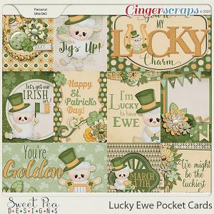 Lucky Ewe Pocketcards