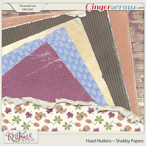 Hazel Nutkins Shabby Papers