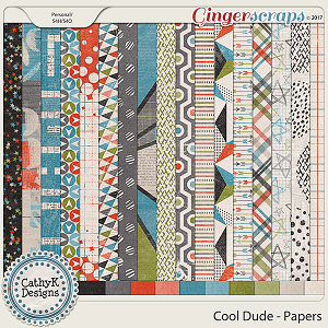 Cool Dude - Papers
