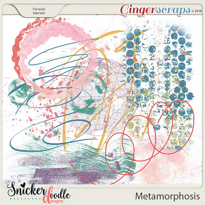 Metamorphosis Accents by Snickerdoodle Designs