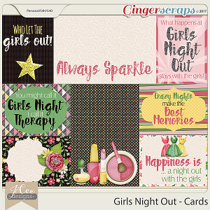 Girls Night Out Card Pack