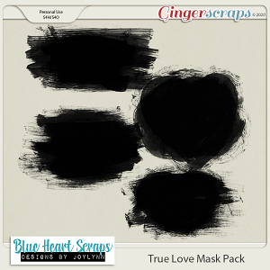 True Love Mask Pack