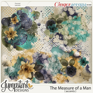 The Measure of a Man {Accents} by Jumpstart Designs