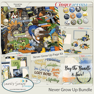 Never Grow Up Bundle