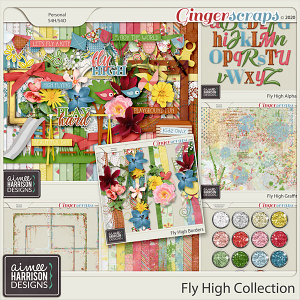 Fly High Collection by Aimee Harrison