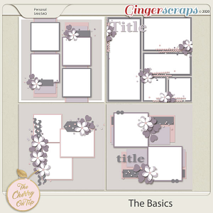 The Cherry On Top:  The Basics Templates