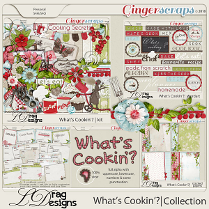 What's Cookin'?: The Collection by LDragDesigns