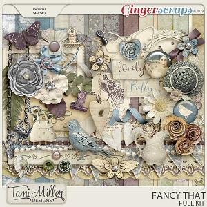 Fancy That Full Kit by Tami Miller Designs