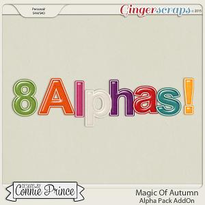 Magic Of Autumn - Alpha Pack AddOn