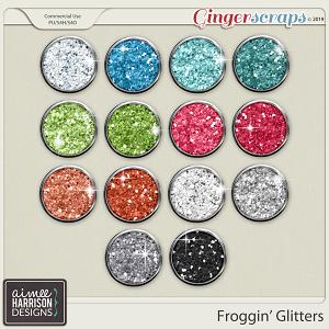 Froggin' Glitters by Aimee Harrison