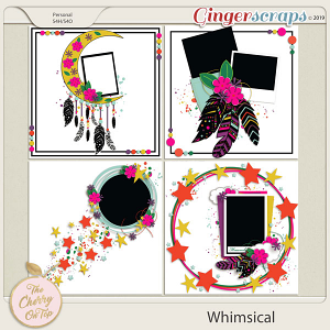 The Cherry On Top: Whimsical Templates