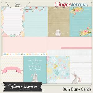 Bun Bun- Cards