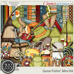 Gone Fishin Mini Kit
