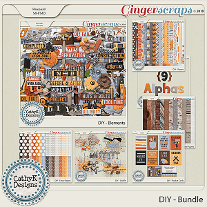 DIY - Bundle by CathyK Designs