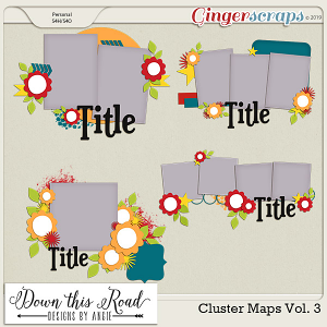 Cluster Maps | Vol. 3