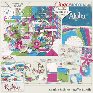 Sparkle & Shine Buffet Bundle