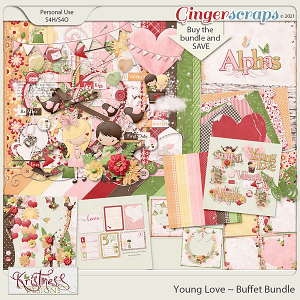 Young Love Buffet Bundle