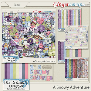A Snowy Adventure {Bundled Collection} by Day Dreams 'n Designs
