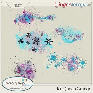 Ice Queen Grunge