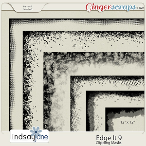 Edge It 9 by Lindsay Jane