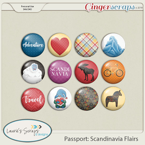 Passport: Scandinavia Flairs
