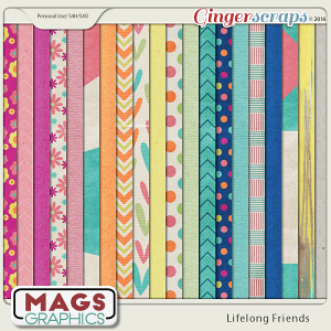 Lifelong Friends PAPER Pack