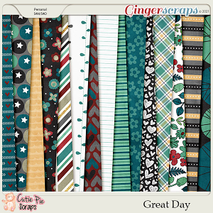 Great Day-Papers Packs