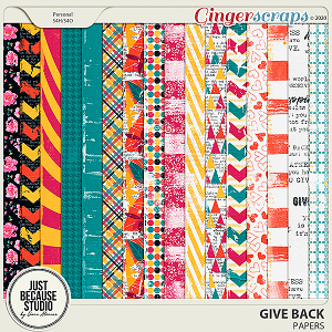 Give Back Papers by JB Studio