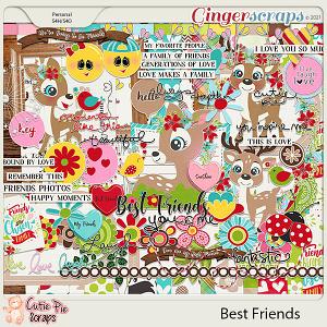 Best Friends Page Kit