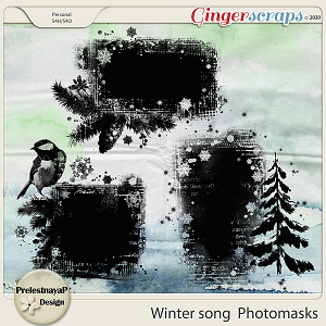 Winter song Photomasks