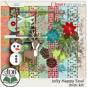 Jolly Happy Soul Mini Kit by ADB Designs